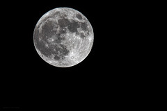 Supermoon ~ Super Lune  [ 2012.05.05 ] photo by SergeK 