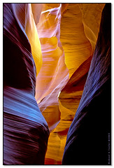 Upper Antelope Canyon photo by - M i c h a e l -