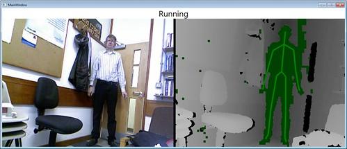 Kinect Mgr Demo