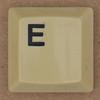 Keyboard letter E