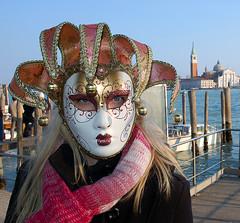 Velencei Karnevál / Carnival in Venice photo by v.maxi