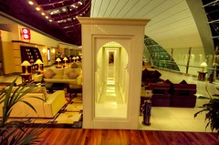 Emirates First Class Lounge- Dubai photo by SLO-D300