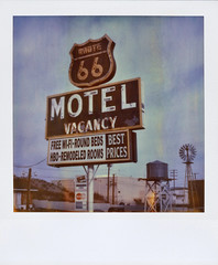 Route 66 Motel photo by Nick Leonard