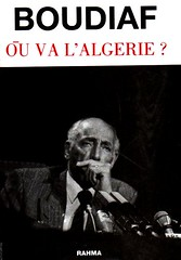 OU VAS L'ALGERIE? - Mohamed BOUDIAF