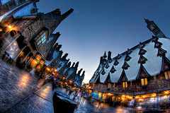 Wizarding World of Harry Potter: Hogsmeade photo by Hamilton!