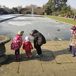 With James and Elly at Wisley<br/>11 Feb 2012