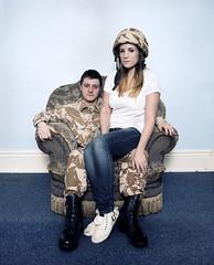 Nick and Girlfriend, 2011 photo by stephen.wooldridge