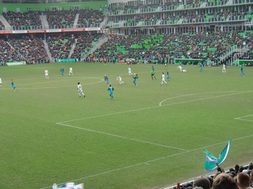 6902668137 30063069d5 FC Groningen   PSV 3 0, 19 februari 2012