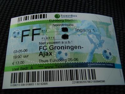 6863242681 1699b54a17 FC Groningen   Ajax 2 1, 3 mei 2006 (Play Offs)
