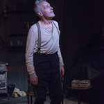 Larry Yando (Edgar) in THE DANCE OF DEATH at Writers Theatre