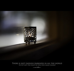 ‎120 Quotes project | Quote 19 photo by مُسَـــــــــاعِد