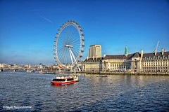 London Eye photo by Najib Nasreddine