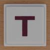 UPWORDS Letter T