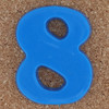 Magnetic number 8