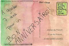 Carte postale 7vers