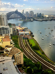 Lavender Bay, North Sydney, NSW, Australia photo by Bass Photography