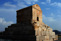 Tomb of Cyrus the Great photo by andrea.papale