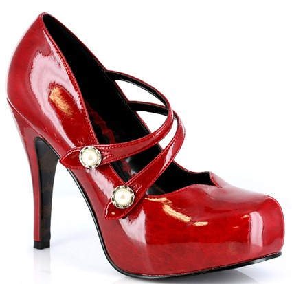 high-heeled shoes having an information: Crimson Bottoms for sale ...