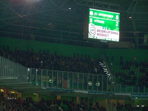 6824184776 a94e7d7edd FC Groningen   Vitesse 1 3, 10 maart 2012