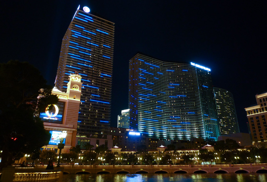 Cosmopolitan Hotel review, Las Vegas.