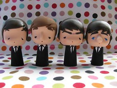 The Beatles versão Tititoon! photo by Patricia Tiyemi ^.^