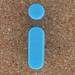 Magnetic letter i