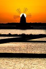 pacman vs. the windmill photo by Giacomo Gabriele