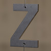 Twenty-Nine Palms Letter Z