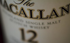 Discontinued, Macallan 12 yr, Scotch Whisky photo by BeyondThePrism