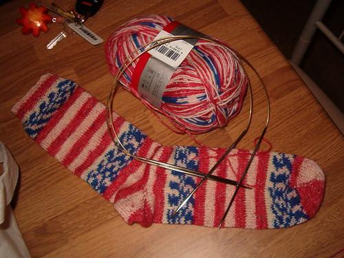 Fortissima 1776 Sock