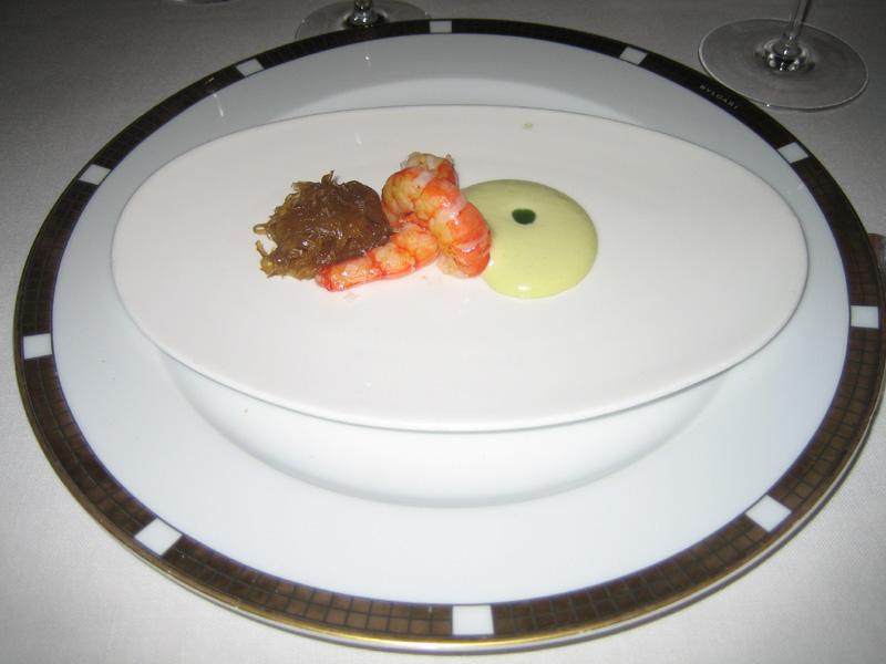 Can Roca - Prawns w/ Seaweed & Garlic sauce