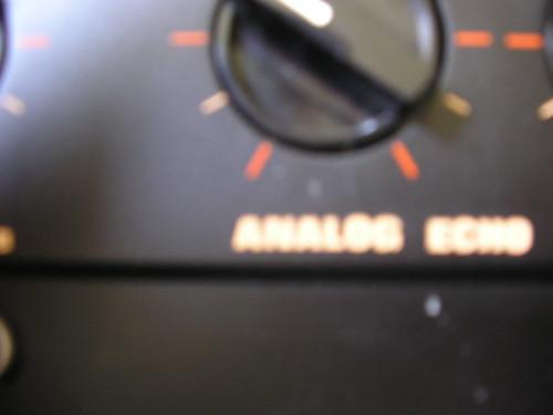 analog echo