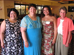 michelle, mom, me, jeanie