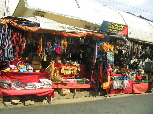 Tacky Tourist Shop