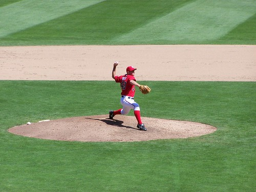 Bray pitching 2