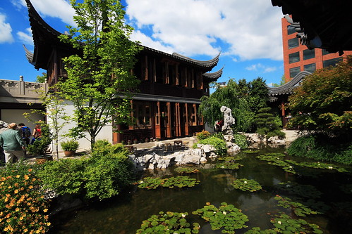 Portland Classical Chinese Garden - Attractions/Entertainment, Ceremony Sites - 239 NW Everett Street, Portland, OR, United States