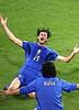 Gol di Iaquinta in Italia - Ghana 2006