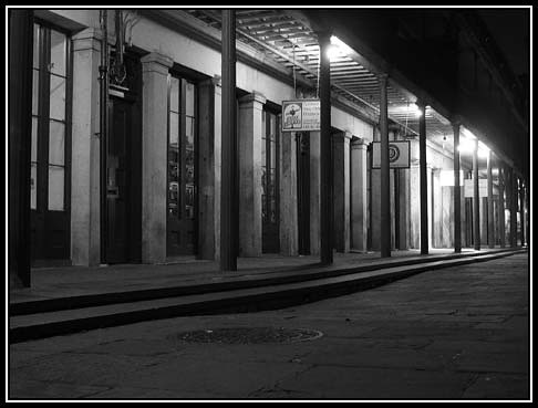 Night Street Shops