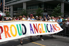 Proud Anglicans, one