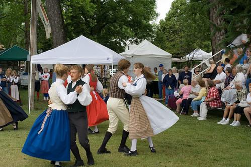 Lindsborg Swedish Folk Dancers