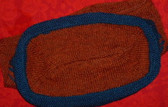 felt bag bottom