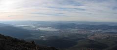 Mt Wellington Panorama 29062006