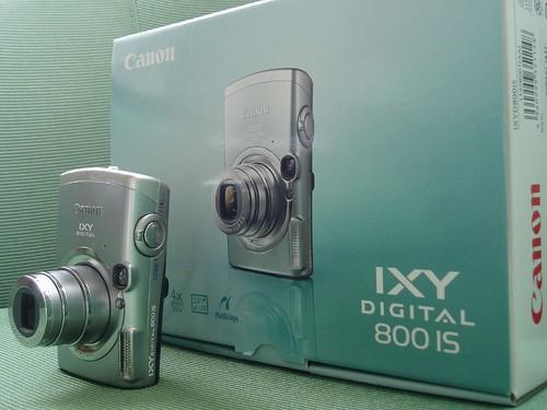 IXY Digital 800S