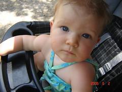 Blue eyes Reese