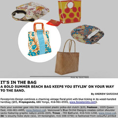 bag feature