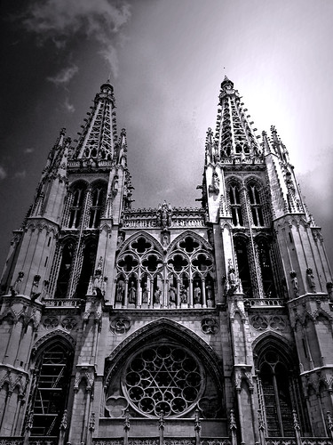 Cathedral at Burgos