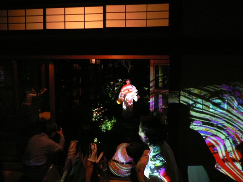 d-k live at  Ishikawa International Salon,Kanazawa Japan