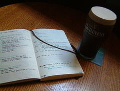 A Pint of Moleskine