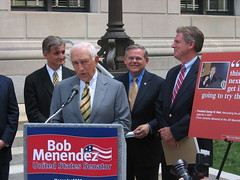 Menendez Social Security Press Conference