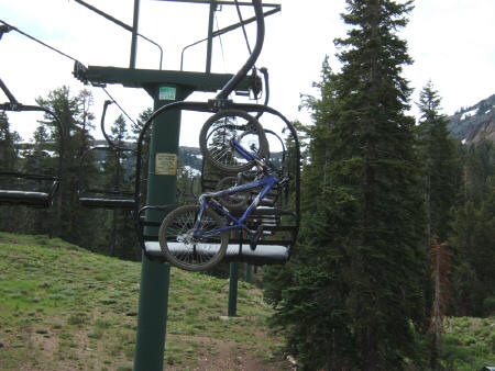 Kirkwood Chair # 1